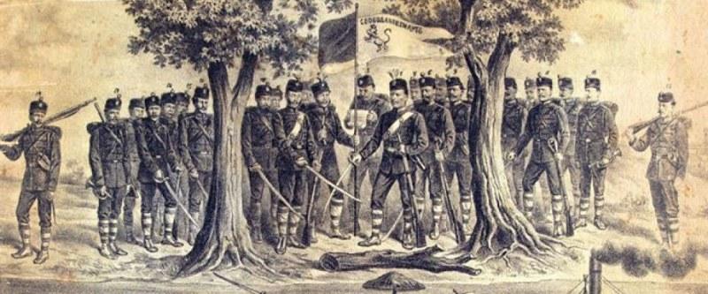 Походът по последния път на Хаджи Димитър - три дни история, природа и патриотизъм
