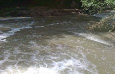 Труп на мъж изплува в река Чая, оказа се военнослужещ