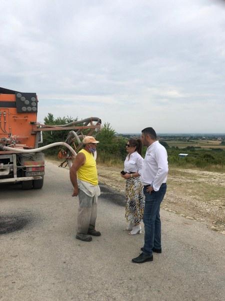 Възстановяват панорамния път Марково-Първенец