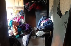 Пожар остави без дом многодетно семейство от Раковски