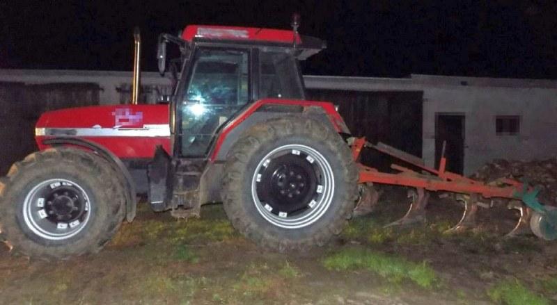 Пиян тракторист хванаха край Съединение