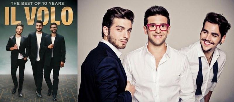 Момчетата със световна слава IL VOLO гостуват на Пловдив през 2021