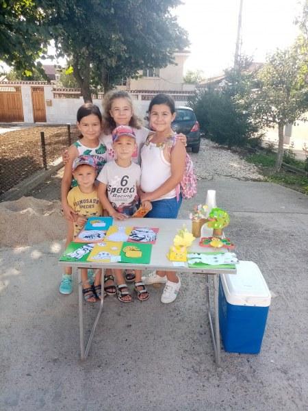 Деца от Раковски намериха начин да помогнат на семейството, пострадало от пожар