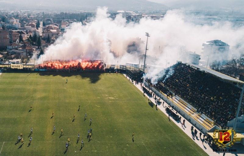 Феновете на Ботев подкрепят клуба, изкупуват билетите за мача с Локо