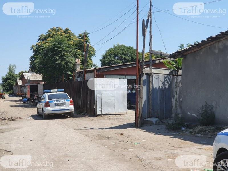 Разбиха нелегален пункт за вторични суровини в Столипиново