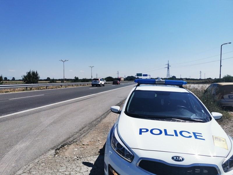 Асеновградчани задържани за нарушения на пътя, пиян шофьор спипаха и край Стамболийски
