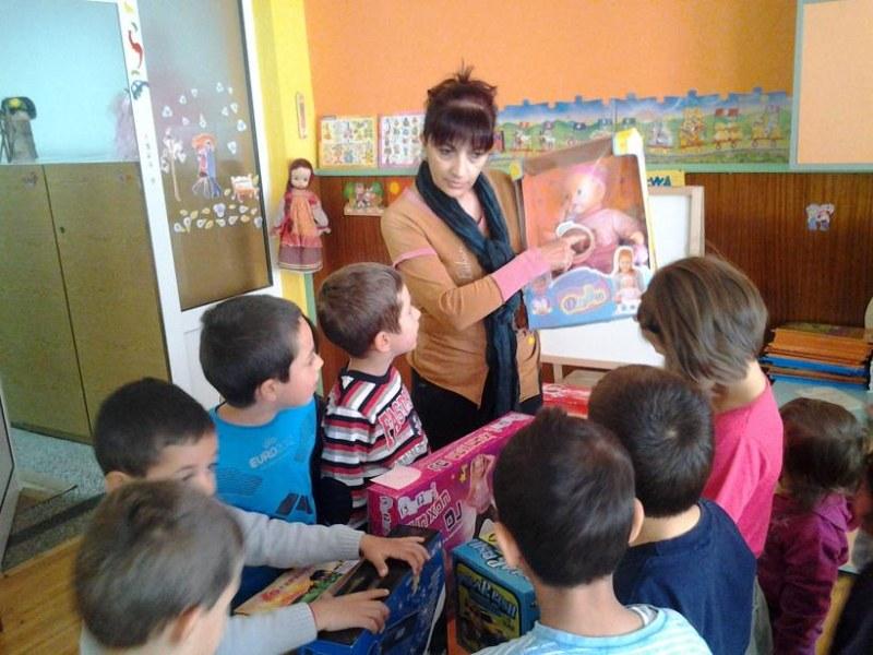 Проектират нова яслена група към детската градина в Брестник