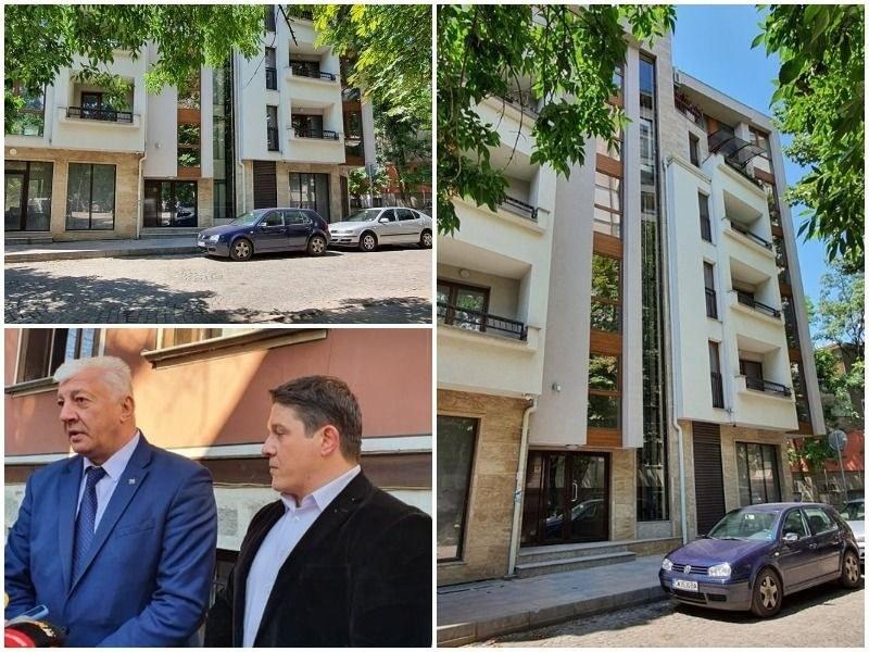 Апартаментите на Общината, спрягани за Богомил Грозев, били подготвяни за хостел