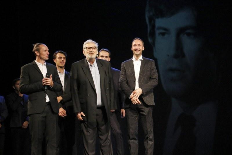 """Силвия Лулчева и Асен Аврамов водят театрални работилници на 24-ата """"Сцена на кръстопът"""""""
