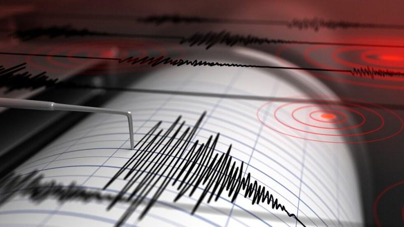 Земетресение е разлюля тази нощ Пловдивско