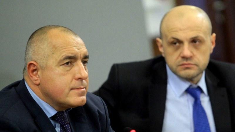 Бойко Борисов: Мафията в момента иска да свали правителството