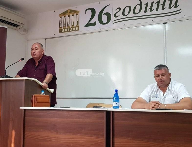 Стефан Дедев: Стоян Алексиев не е прав – ние работихме за него, а той не се консултира с нас