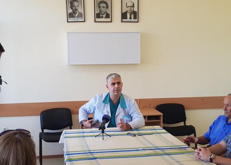 Уникална операция на пловдивски хирурзи, спасиха крака на пациент от ампутация