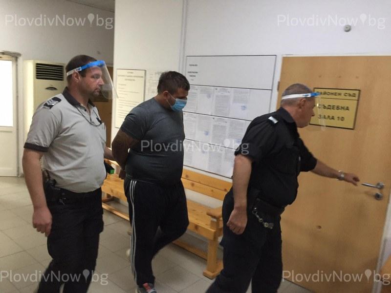 Любомир, обвинен в убийството на Красимира в Бегово, остава зад решетките