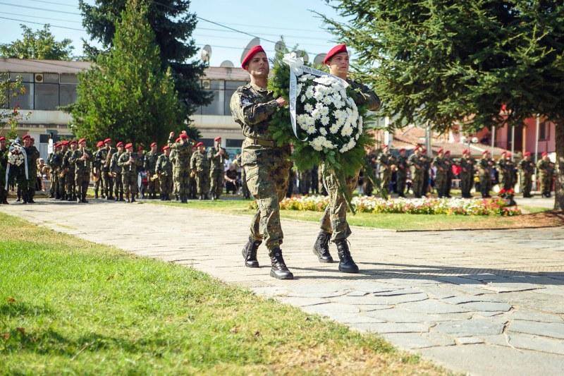 Тържествен ден на Независимостта в Карловско