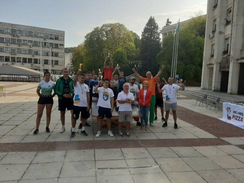 Текболът вече е официален спорт у нас, най-добрите играчи са в Асеновград
