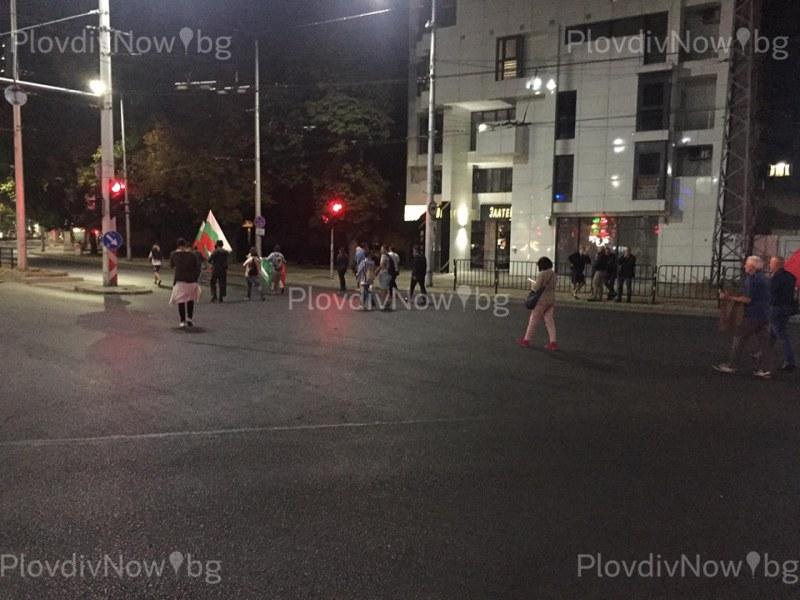 Блокадата на Сточна гара приключи, протестърите се разотидоха