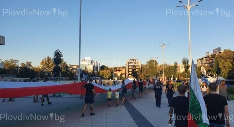 Два протеста блокират Пловдив тази вечер, автобуси сменят маршрути