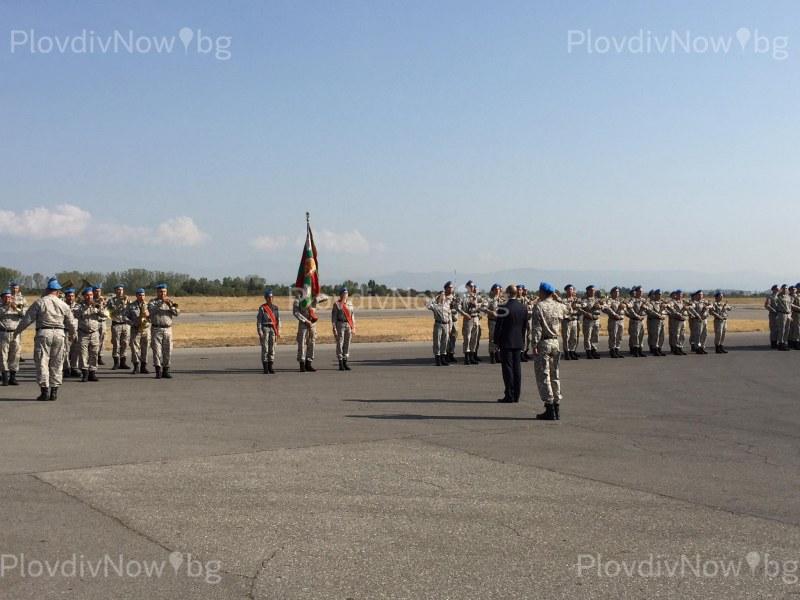 Президентът и Херо Мустафа пристигнаха в Граф Игнатиево