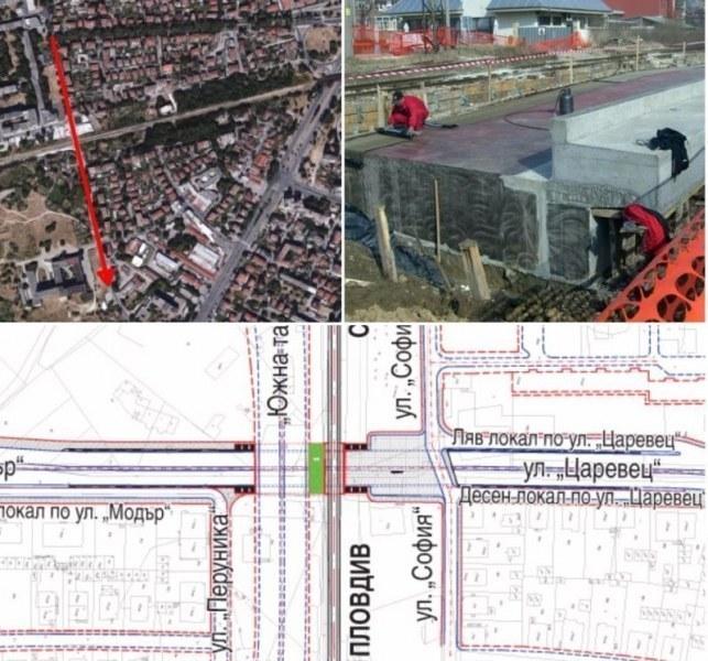 """Не разрешиха да отворят основите на """"Модър-Царевец"""" преди проекта, първа копка - догодина"""
