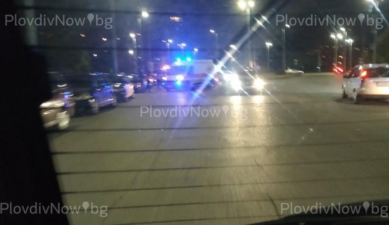 Катастрофа в Тракия, четири коли се удариха