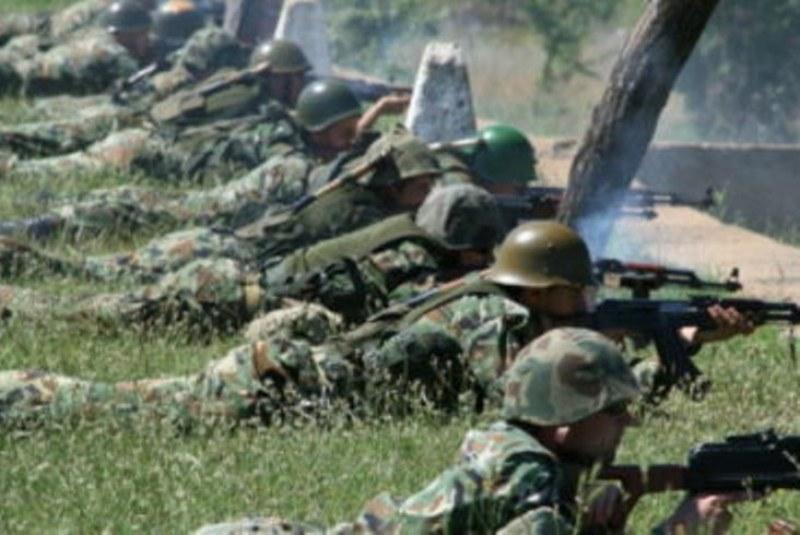 Ще се стреля край Сопот и през месец ноември, тренировките продължават