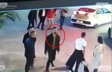 Издирва се мъж, потрошил умишлено охранителна бариера в Пловдив ВИДЕО