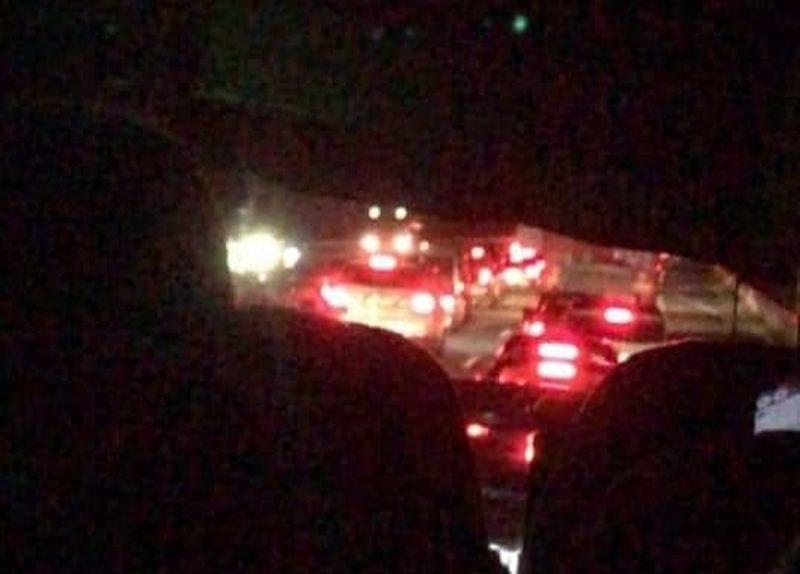 Катастрофа на магистралата край Пловдив, задръстването е жестоко