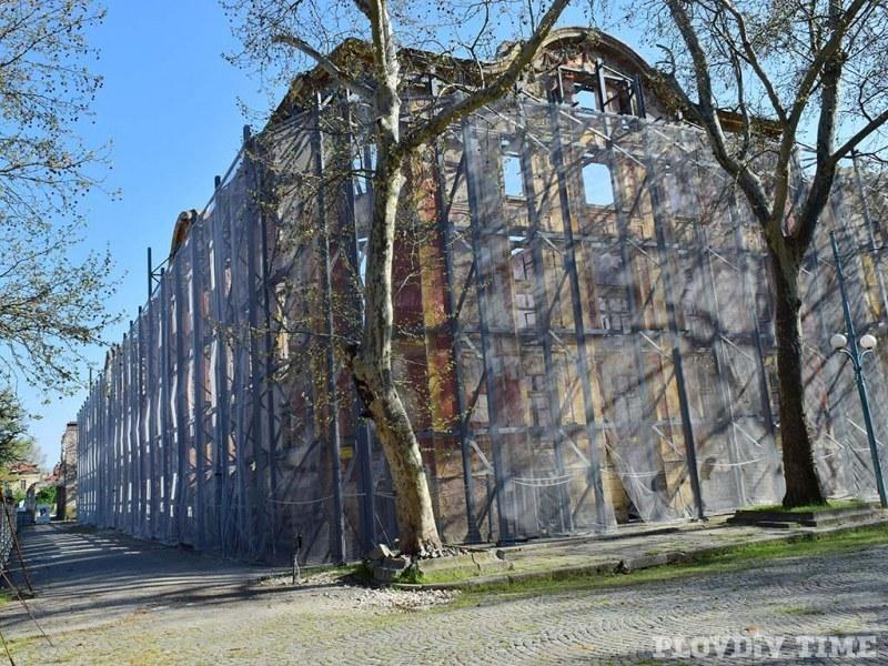 Сградите в Тютюневия град - до 30 метра, надстройките - невидими от улицата
