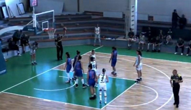 Тежка загуба за женския баскетболен отбор Академик от фаворита Берое