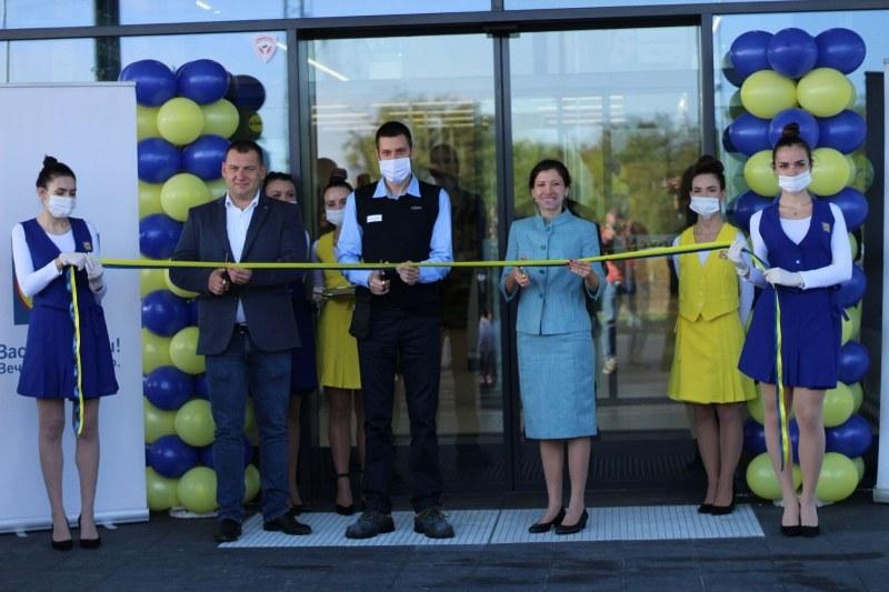 Веригата Lidl отвори днес 104-ия си обект - нов магазин в  Раковски
