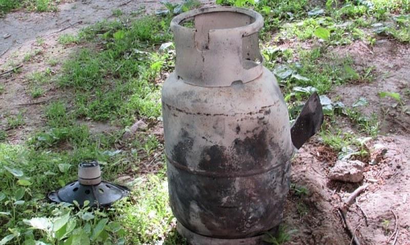 Мъж от Пловдивско е в болница след взрив на газова бутилка