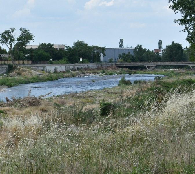 Река Чая в Асеновградско стана защитена зона