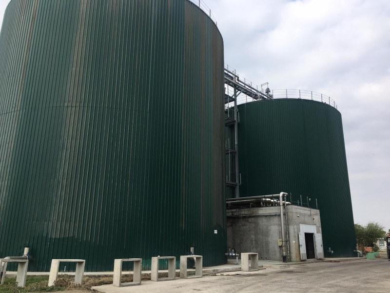 Биоцентралата в село Труд е в процес на постепенно безопасно спиране