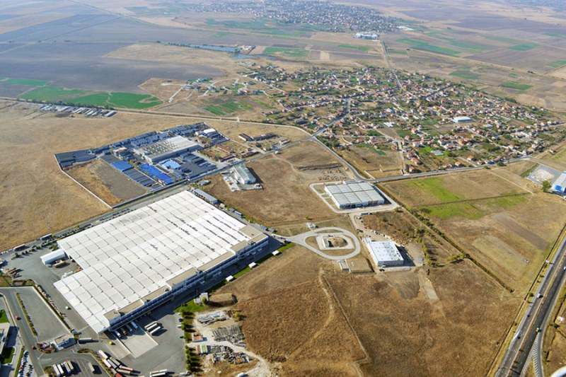 """Финансират с 1 млн. лв. път в община """"Марица"""", компания инвестира 29 млн. в складова база"""