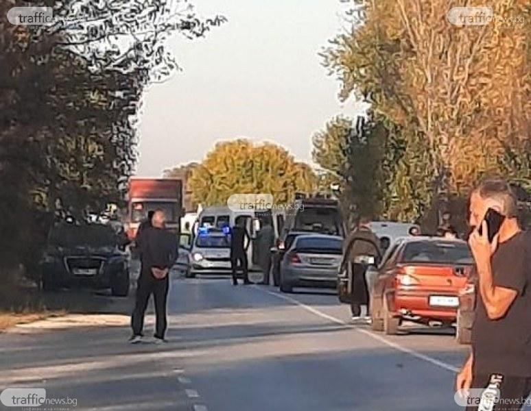 Търсят се кръводарители! Мотористът от катастрофата във Войводиново се бори за живота си