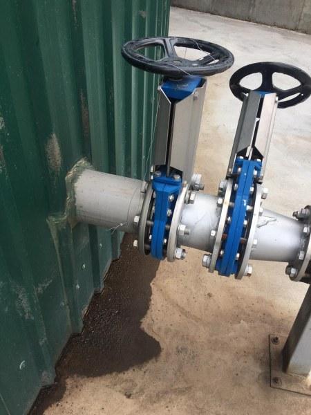 Биоцентралата в Труд работи в грубо нарушение, въпреки заповедта за спиране – пломбираха крановете!