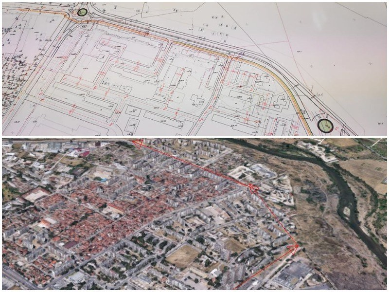Нова пътна връзка позволява прекосяването на целия Пловдив без нито един светофар