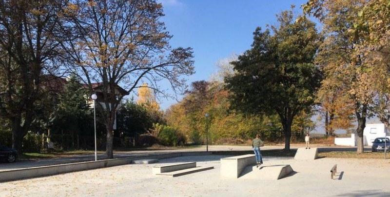Пет спортни игрища са факт в Стамболийски, скейт паркът вече се ползва активно