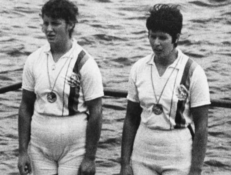Сийка Келбечева и Стоянка Груйчева - две дами, прославили Пловдив