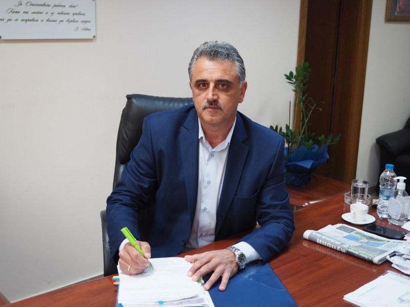 """Кметът на община """"Марица"""": Най-големият ми успех е извоюваното доверие между мен и жителите"""