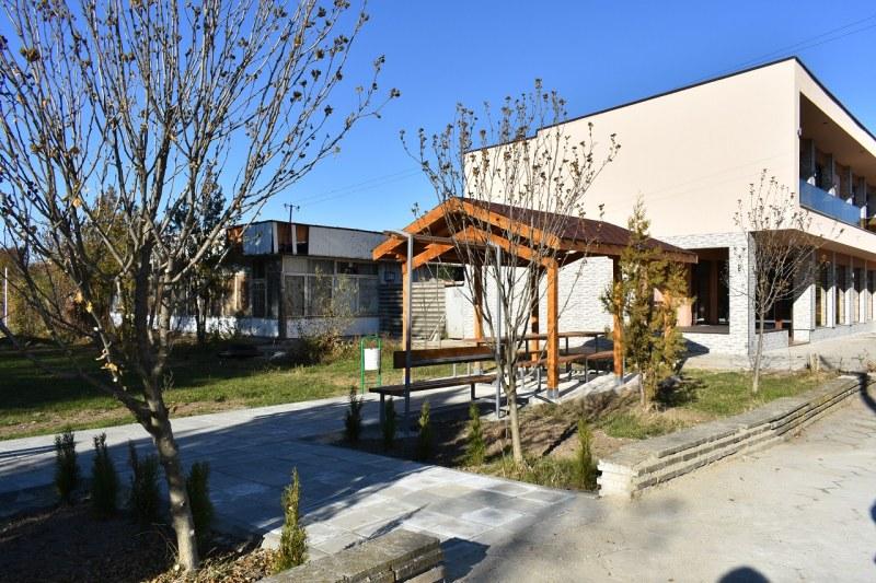 Нова зона за отдих радва жителите на асеновградско село