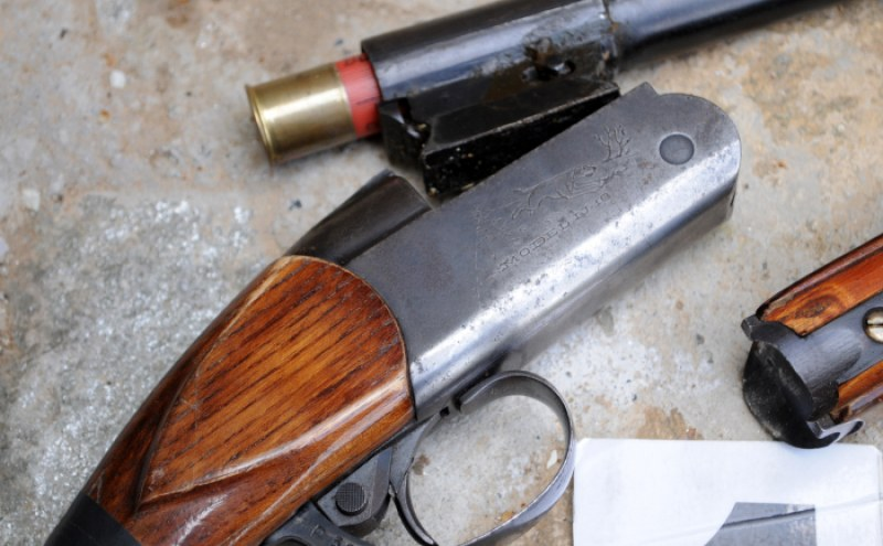Хванаха мъж от Кричим с нелегално оръжие