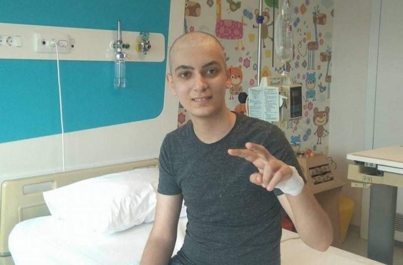 Младежи от Пловдив помагат на Георги, който се бори с най-коварния рак
