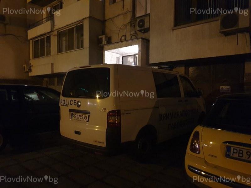 Прокуратурата се зае със снощното убийство в центъра на Пловдив