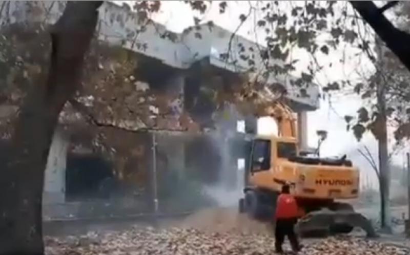 Опасен строеж в Коматево отива в историята
