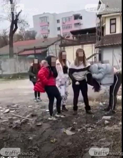Агресия между деца в Кючука! Момичета пребиха и унизиха съученичка