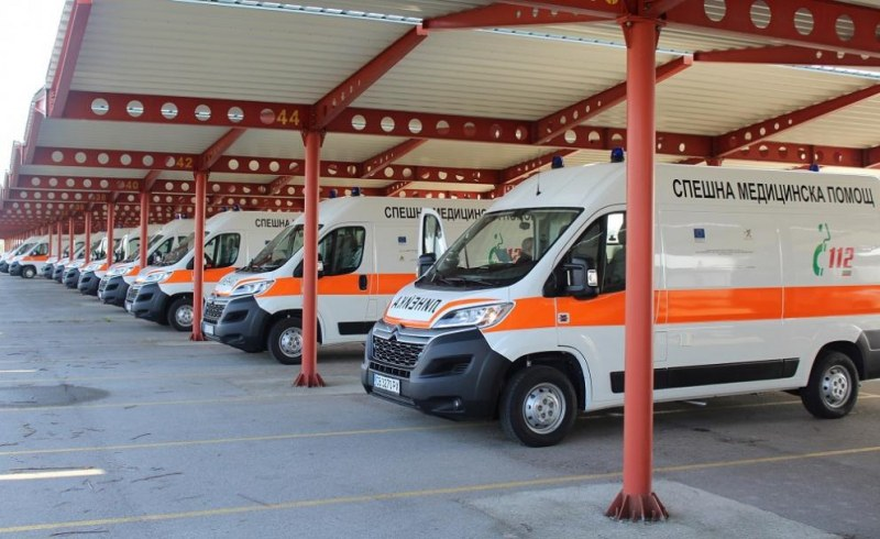 Нови линейки пристигнаха в Хисаря, Куклен, Първомай и Асеновград