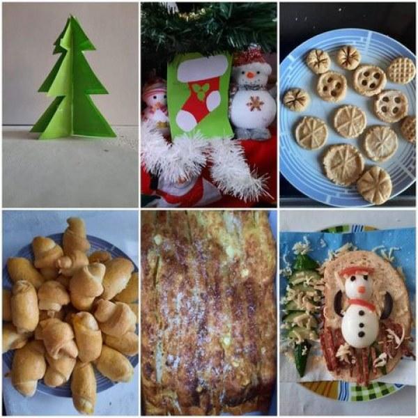 Коледният дух обхвана ученици, учители, родители и всички в Белозем СНИМКИ