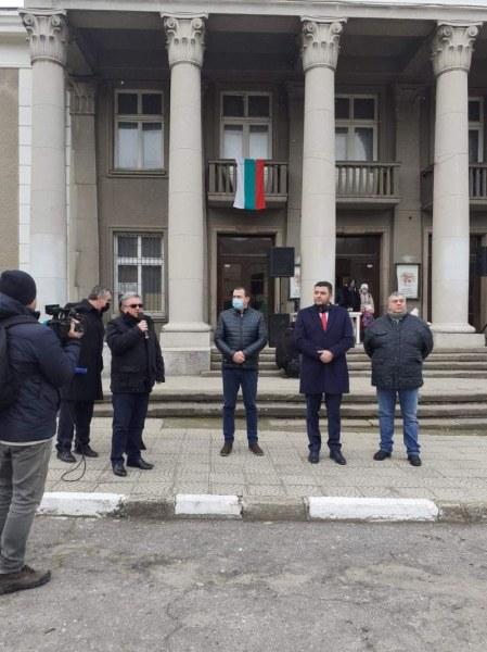 Павел Михайлов: Предприели сме мерки за решаване на проблема с водата в Брестовица